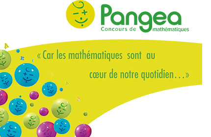 Concours Pangea